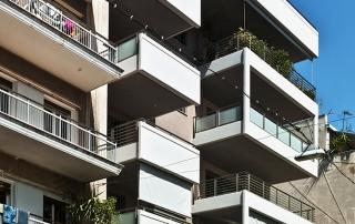 Το έργο αφορούσε στην εκτέλεση οικοδομικών και ηλεκτρομηχανολογικών εργασιών για την κατασκευή εξαώροφης πολυκατοικίας με υπόγειο, pilotis και δώμα στην Αθήνα, επί της οδού Τσάμη Καρατάσου 6, εμβαδού 753 m2.