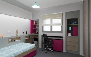 Πίσω Δωμάτιο - Κλειστό Γραφείο